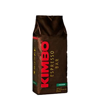 Kimbo Premium Εσπρέσο Φασόλι 1kg
