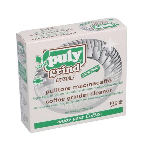 Puly Grind Crystals Καθαριστικό Αλεστικού σε Κρυστάλλους 10 τμχ