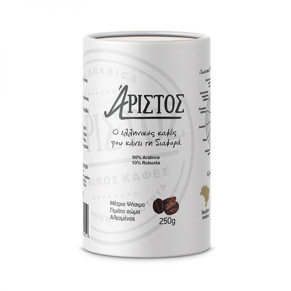 Ελληνικός Καφές Αριστος Αλεσμένος 250gr