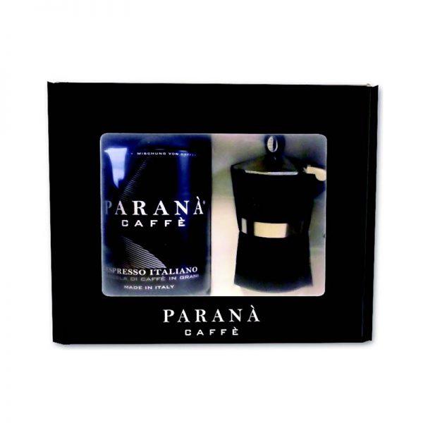 Caffe Parana Espresso Italiano 250gr Gift Box