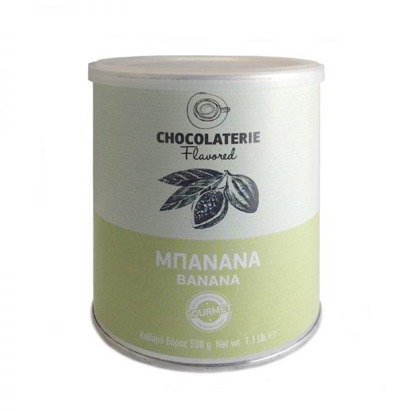 Chocolaterie Σοκολάτα Ρόφημα Μπανάνα.