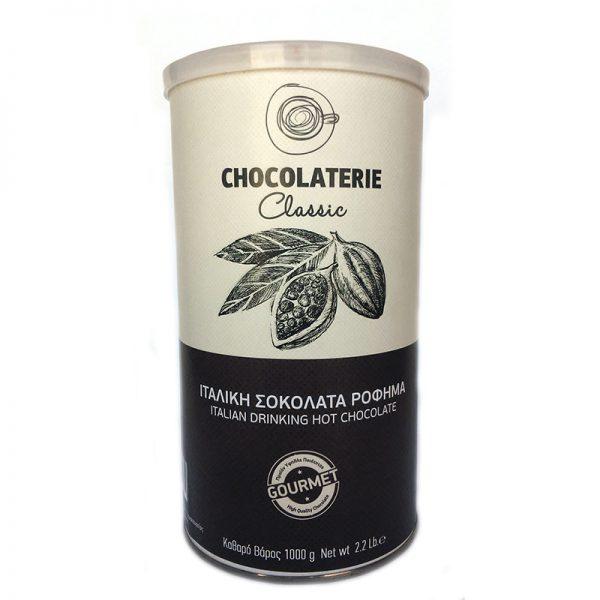Σοκολάτα ρόφημα κλασσική chocolaterie