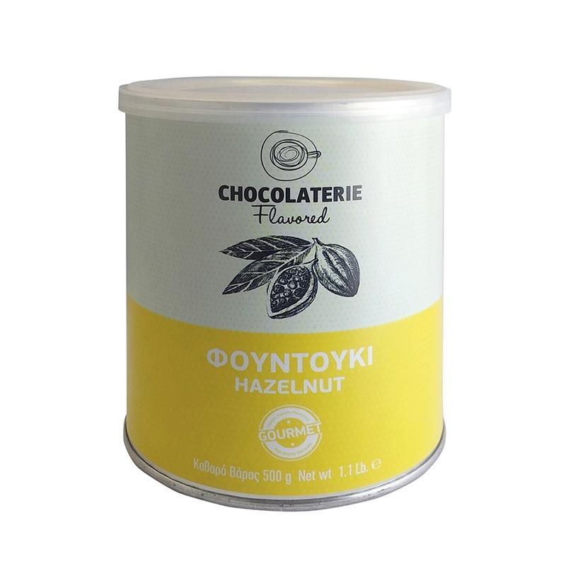 Σοκολάτα Ρόφημα Φουντούκι