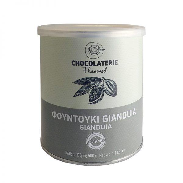 Σοκολάτα Ρόφημα Φουντούκι Gianduia