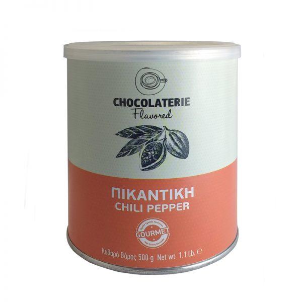 Σοκολάτα Ρόφημα Καυτή Πιπεριά