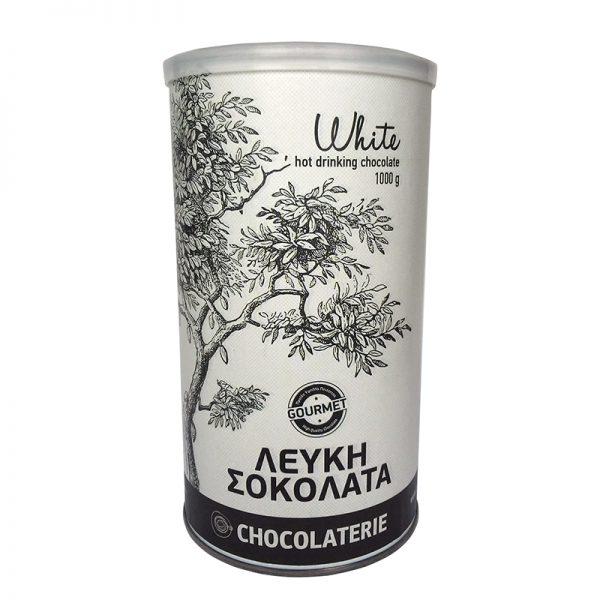 Σοκολάτα ρόφημα Λευκή chocolaterie