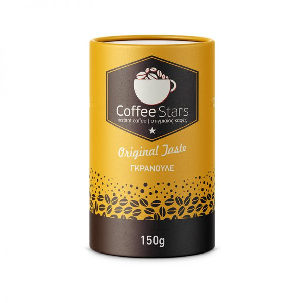 Coffee Stars Στιγμιαίος Καφές Granule 150gr