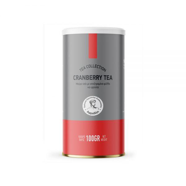 Τσάι με γεύση Cranberry