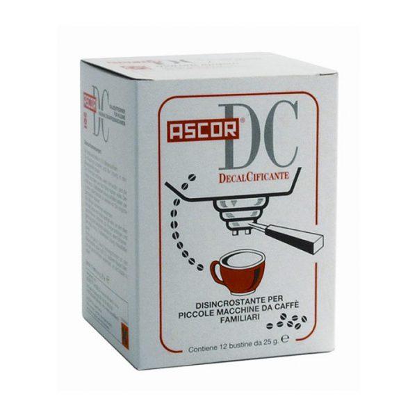 Καθαριστικό Αλάτων Μηχανής καφέ Ascor DC