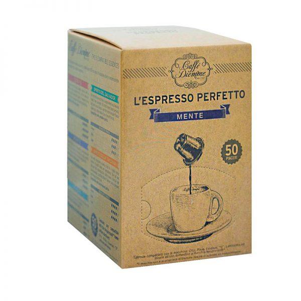 Espresso Mente Nespresso Συμβατές Αμπούλες