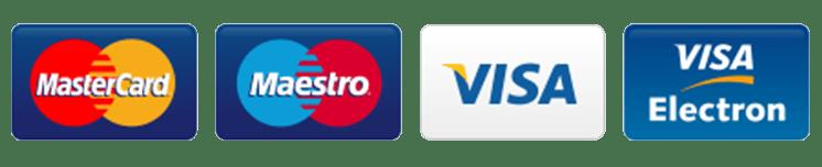 Εικονίδια για πιστωτικές κάρτες