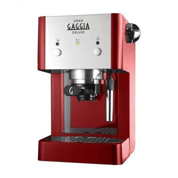 Gran Gaggia Deluxe Red Μηχανή Εσπρέσο
