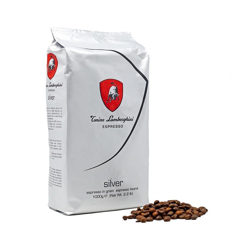 Lamborghini Espresso Silver Φασόλι