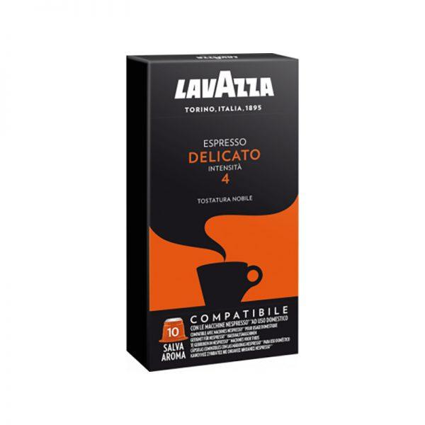 Lavazza Espresso Delicato Nespresso Συμβατές Αμπούλες
