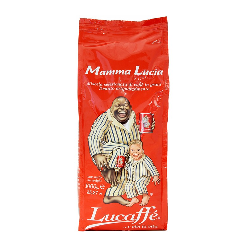 Lucaffe Mamma Lucia Espresso Φασόλι