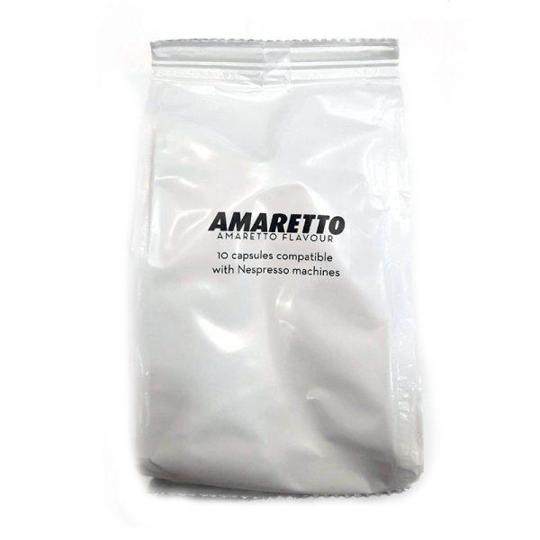 Εσπρέσο γεύση Αμαρέττο Nespresso