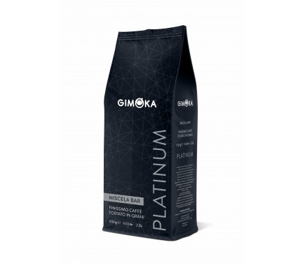 Gimoka Platinum Εσπρέσο Φασόλι 1kg