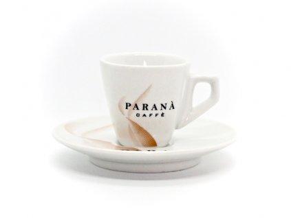 Φλιτζάνι Espresso Parana Λευκό 60ml
