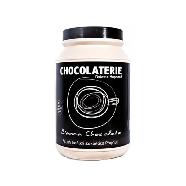 Λευκή Ζεστή Σοκολάτα Ρόφημα