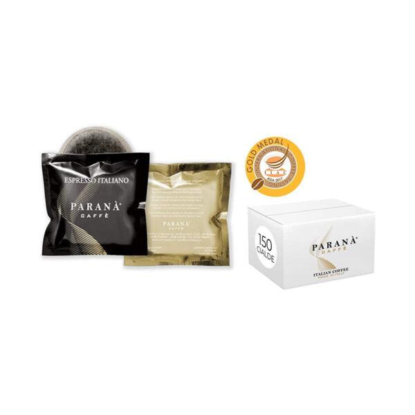 Caffe Parana Espresso Italiano Χάρτινες αμπούλες