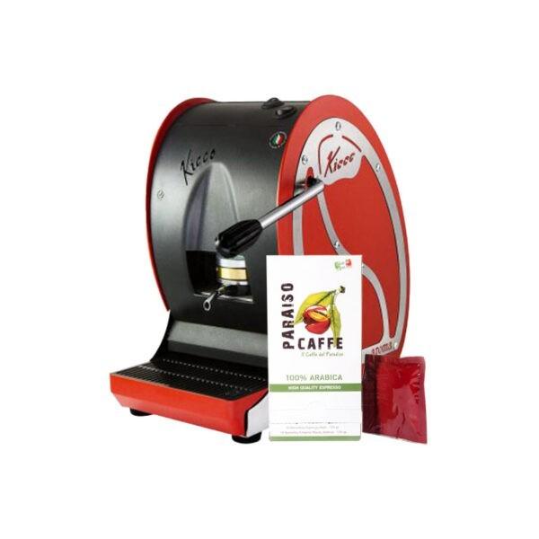 Μηχανή εσπρέσο χάρτινης αμπούλας