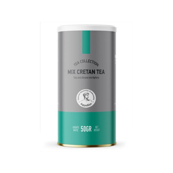 Herbal Tea Mix Cretan Tea 50gr