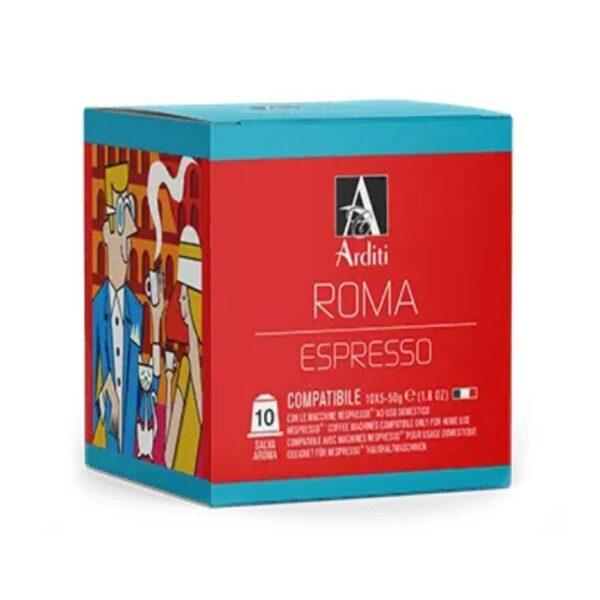 Golden Brasil Espresso Roma Nespresso Compatible 100pcs