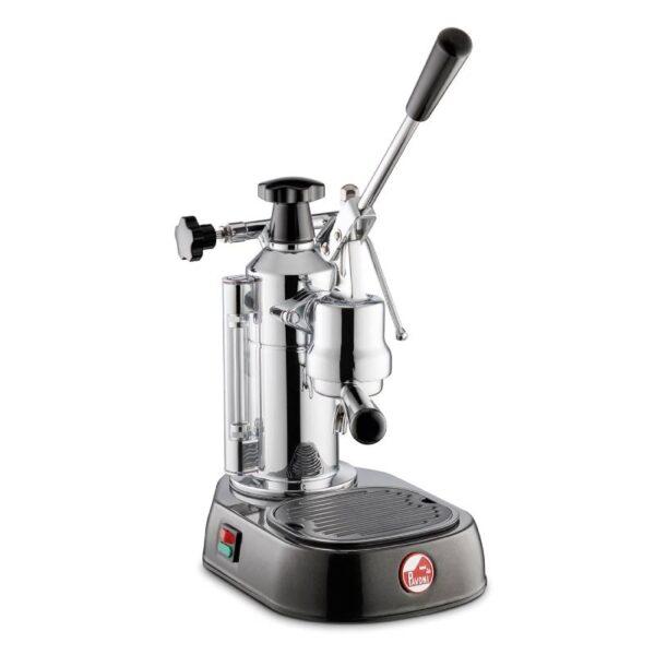 La Pavoni Europiccola ENQ Black Base Μηχανή Αλεσμένου Espresso