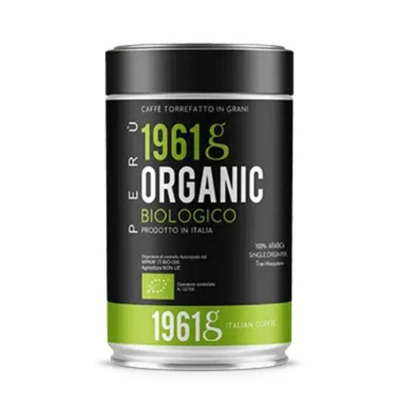 Golden Brasil Espresso 1961 Organic Biologico Peru Beans 250gr