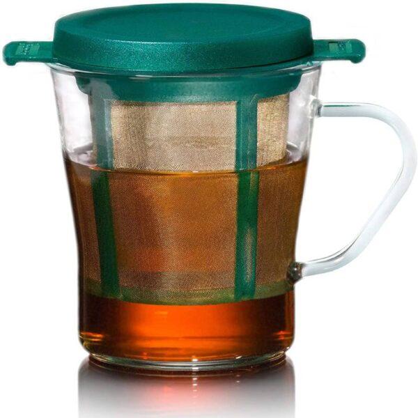 Finum Tea Glass System Green 200ml
