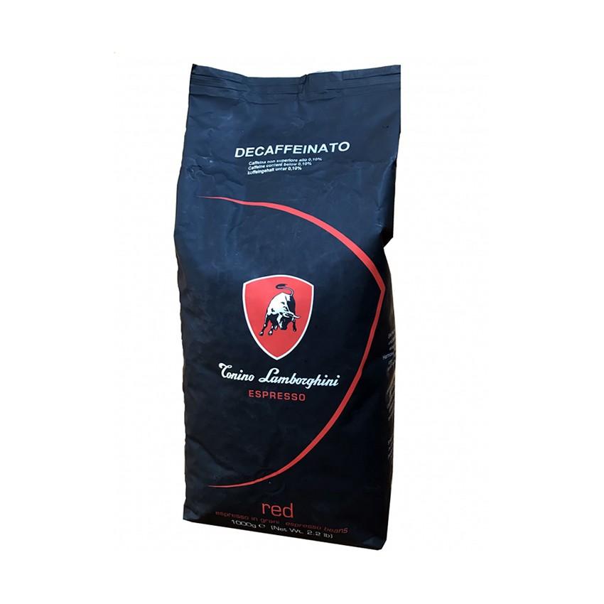 Tonino Lamborghini Espresso Beans Decaff 1kg